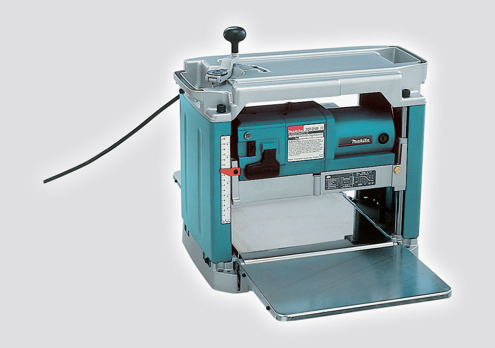 304mm Planer Thicknesser - Power Tool Shop