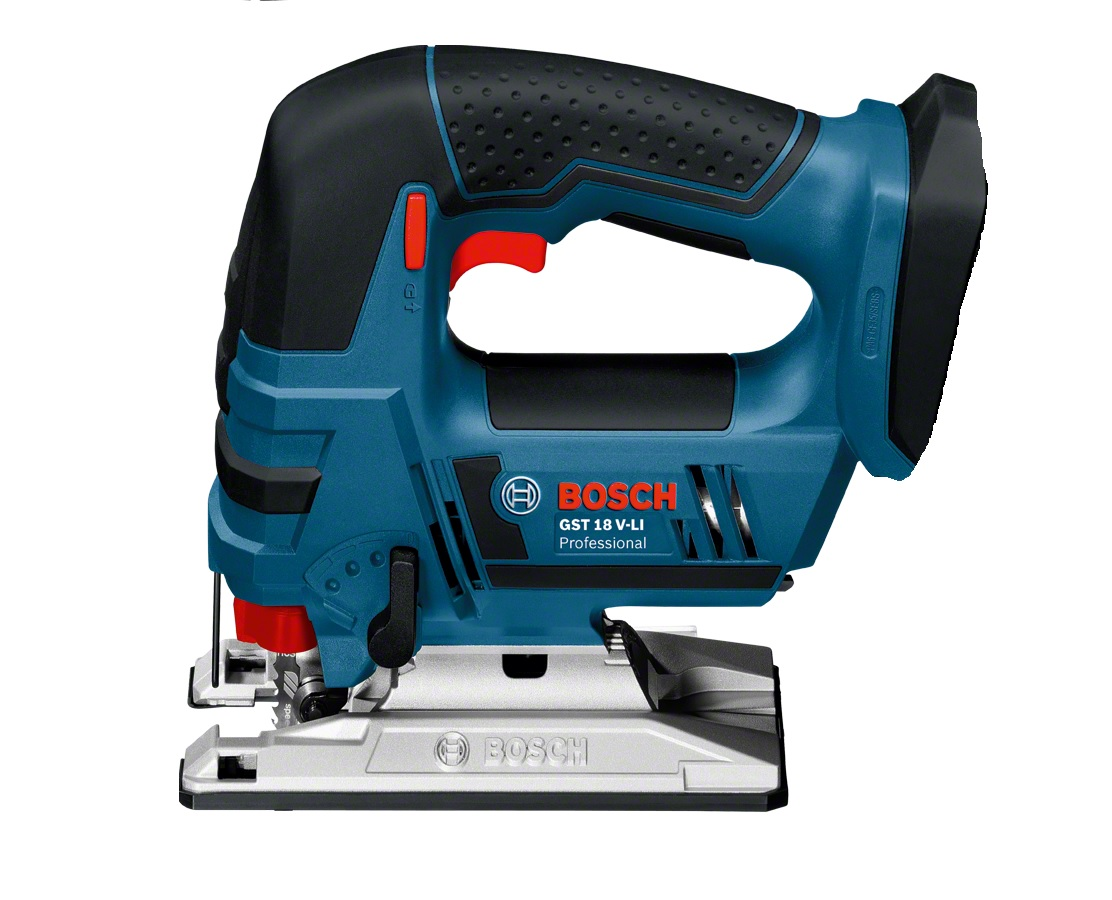 bosch 18v gst 18v li jigsaw baretool power tool shop. Black Bedroom Furniture Sets. Home Design Ideas
