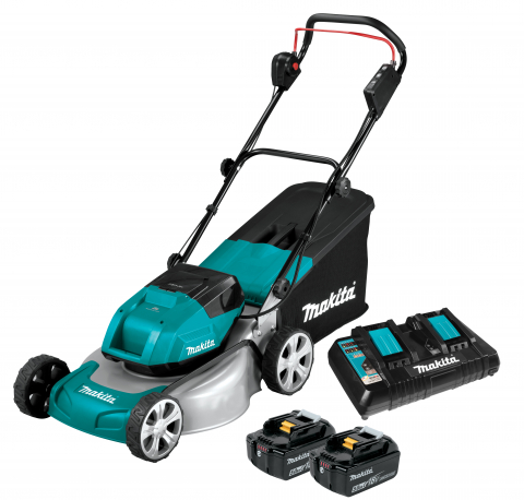 DLM460PT2 18Vx2 Brushless Cordless 460mm 18