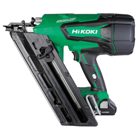 Hikoki Nr1890dbcl Gxz Cordless Framing Nailer Gasless